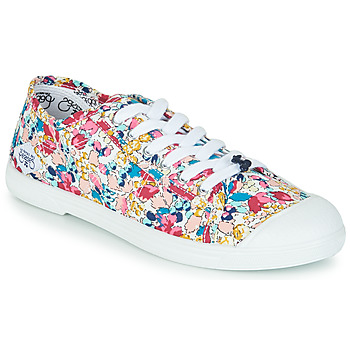 Sko Dame Lave sneakers Le Temps des Cerises BASIC 02 Flerfarvet
