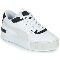 Sko Dame Lave sneakers Puma CALI SPORT Hvid / Sort