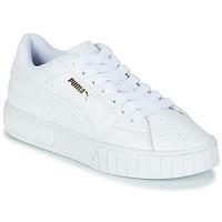 Sko Dame Lave sneakers Puma CALI FAME Hvid