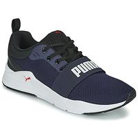 Sko Herre Lave sneakers Puma WIRED Blå