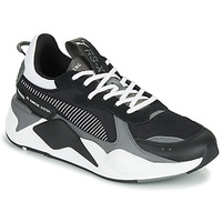 Sko Herre Lave sneakers Puma RSX MIX Sort / Grå