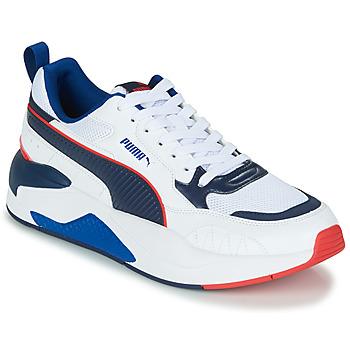 Sko Herre Lave sneakers Puma XRAY2 Hvid / Sort / Blå