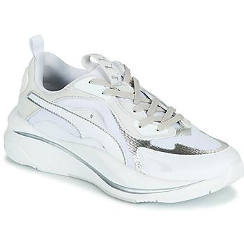 Sko Dame Lave sneakers Puma RS CURVE GLOW Hvid