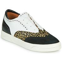 Sko Dame Lave sneakers Mam'Zelle ALIBI Hvid / Guld
