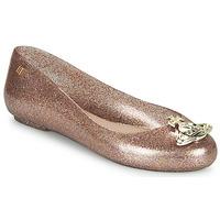 Sko Dame Ballerinaer Melissa VIVIENNE WESTWOOD ANGLOMANIA - SWEET LOVE II Pink