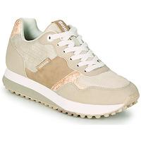 Sko Dame Lave sneakers MTNG 60033 Beige