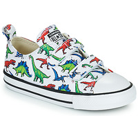 Sko Dreng Lave sneakers Converse CHUCK TAYLOR OX Flerfarvet