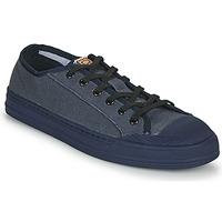Sko Herre Lave sneakers Base London CARGO Blå