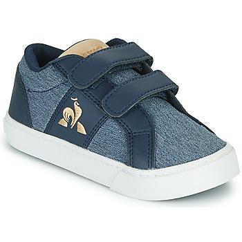 Sko Børn Lave sneakers Le Coq Sportif VERDON CLASSIC INF Blå