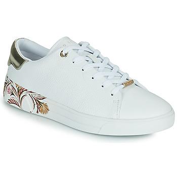 Sko Dame Lave sneakers Ted Baker TIRIEY Hvid
