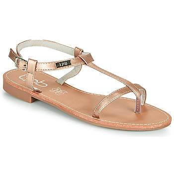 Sko Dame Sandaler Les Petites Bombes BULLE Pink