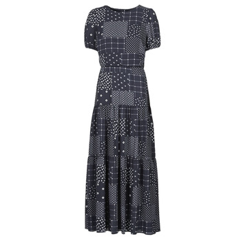 textil Dame Lange kjoler Lauren Ralph Lauren MYRIAM Marineblå