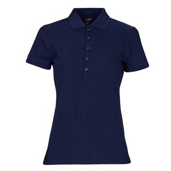 textil Dame Polo-t-shirts m. korte ærmer Lauren Ralph Lauren KIEWICK Blå