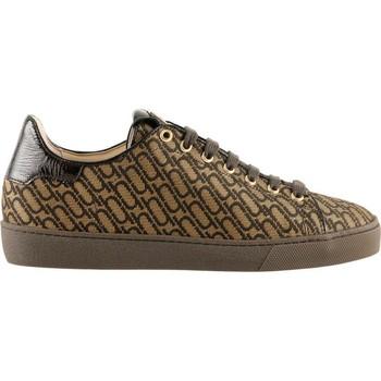 Sko Dame Lave sneakers Högl Gushy Camel Drakbrown Brun