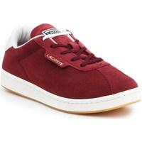 Sko Dame Lave sneakers Lacoste Masters 319 1 Sfa Bordeaux