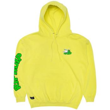 textil Herre Sweatshirts Ripndip Teenage mutant hoodie Grøn