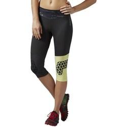 textil Dame Leggings Reebok Sport 34 Spartan Race Grafit