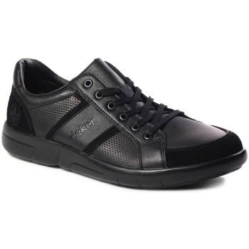 Sko Herre Lave sneakers Rieker B271200 Sort
