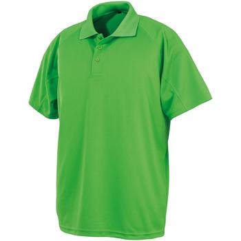 textil Polo-t-shirts m. korte ærmer Spiro SR288 Lime Punch