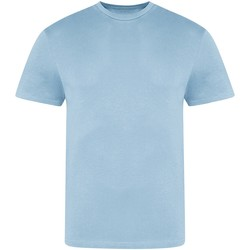 textil Herre T-shirts m. korte ærmer Awdis JT100 Sky Blue