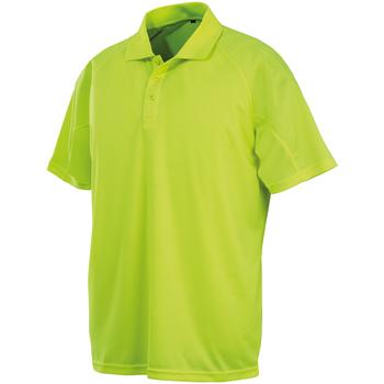 textil Polo-t-shirts m. korte ærmer Spiro SR288 Flo Yellow