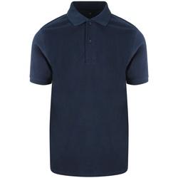 textil Herre Polo-t-shirts m. korte ærmer Awdis JP002 Navy