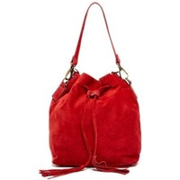 Tasker Dame Håndtasker m. kort hank Abaco Paris MALIA rouge