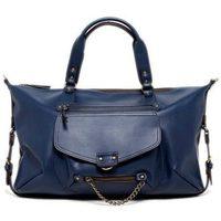 Tasker Dame Håndtasker m. kort hank Abaco Paris ODELIA bleu