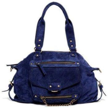 Tasker Dame Håndtasker m. kort hank Abaco Paris MINI ODELIA bleu