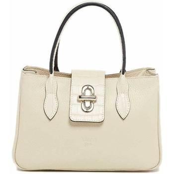 Tasker Dame Håndtasker m. kort hank Abaco Studio MILA beige