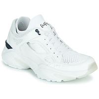 Sko Herre Lave sneakers Skechers KRAZ - THURSTON Hvid
