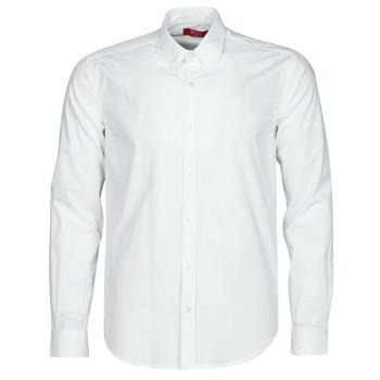 textil Herre Skjorter m. lange ærmer BOTD OMAN Hvid