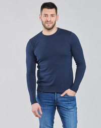 textil Herre Pullovere BOTD OLDMAN Marineblå