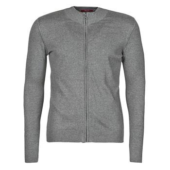 textil Herre Veste / Cardigans BOTD OCARDI Grå