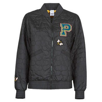 textil Dame Jakker Puma BLACK STATION Sort / Flerfarvet