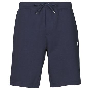 textil Herre Shorts Polo Ralph Lauren SHORT DE JOGGING EN DOUBLE KNIT TECH LOGO PONY PLAYER Marineblå