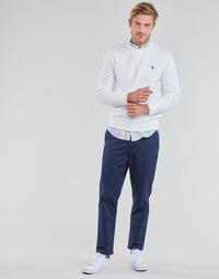 textil Herre Lærredsbukser Polo Ralph Lauren PANTALON CHINO PREPSTER AJUSTABLE ELASTIQUE AVEC CORDON INTERIEU Marineblå