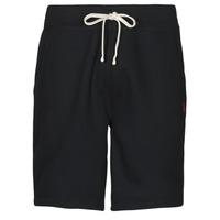 textil Herre Shorts Polo Ralph Lauren SHORT MOLTONE EN COTON LOGO PONY PLAYER Sort