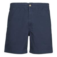 textil Herre Shorts Polo Ralph Lauren SHORT PREPSTER AJUSTABLE ELASTIQUE AVEC CORDON INTERIEUR LOGO PO Marineblå