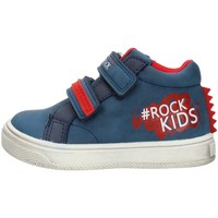 Sko Dreng Høje sneakers Lumberjack SB55012004S03 Blue
