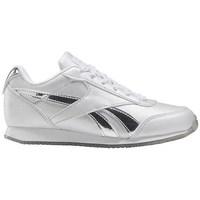 Sko Børn Lave sneakers Reebok Sport Royal CL Jogger Hvid