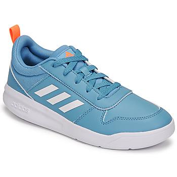 Sko Børn Lave sneakers adidas Performance TENSAUR K Blå