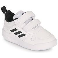 Sko Børn Lave sneakers adidas Performance TENSAUR I Hvid