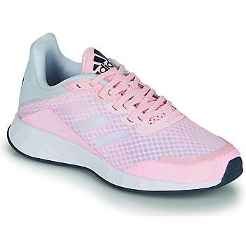 Sko Pige Lave sneakers adidas Performance DURAMO SL K Pink