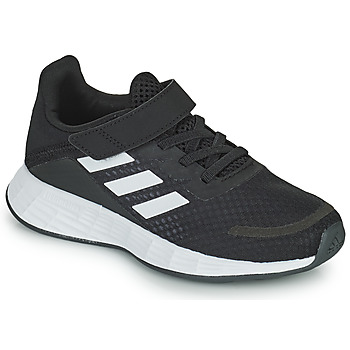 Sko Børn Lave sneakers adidas Performance DURAMO SL C Sort / Hvid