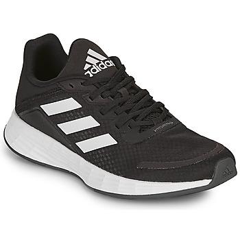 Sko Børn Lave sneakers adidas Performance DURAMO SL K Sort / Hvid