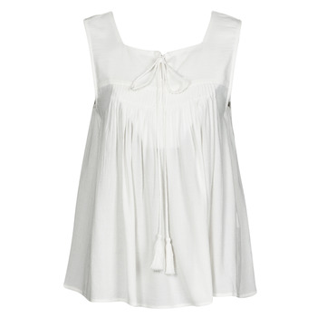 textil Dame Toppe / T-shirts uden ærmer See U Soon 21111205B Hvid