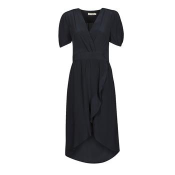 textil Dame Lange kjoler See U Soon 21121204 Marineblå