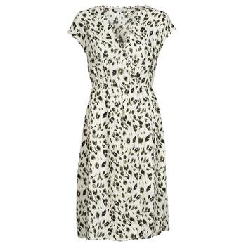 textil Dame Korte kjoler See U Soon 21122122 Beige / Kaki
