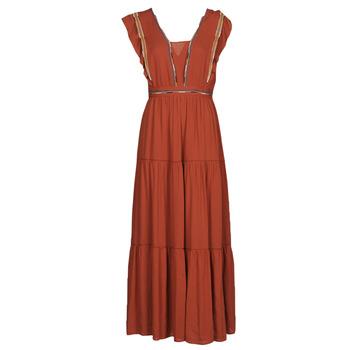 textil Dame Lange kjoler See U Soon 21121116 Rød